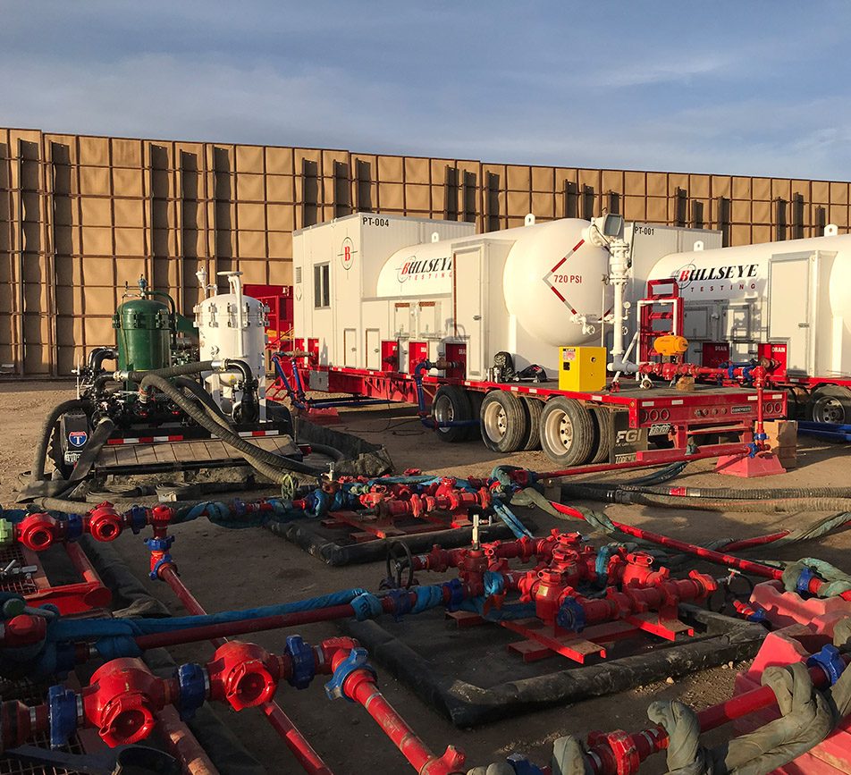 Flowback & Production Oil & Gas Well Testing Colorado